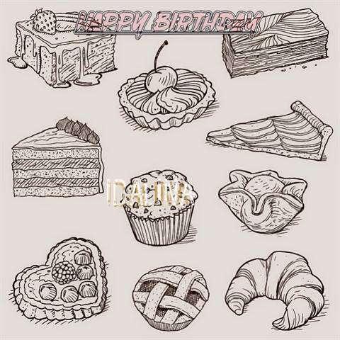 Happy Birthday to You Idalina