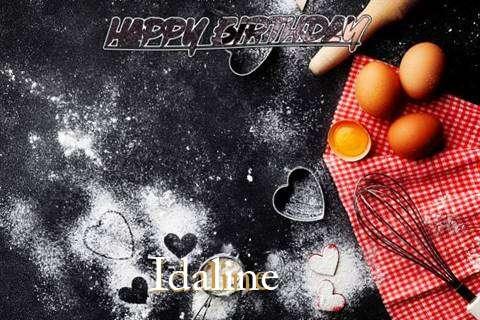 Birthday Images for Idaline