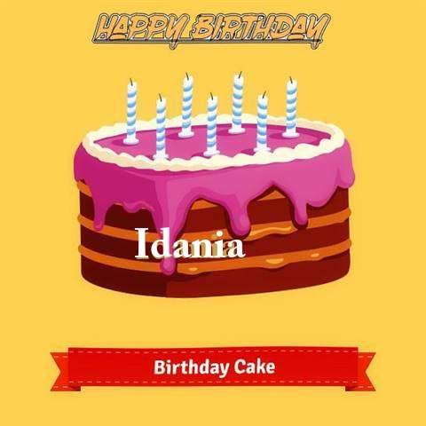 Wish Idania