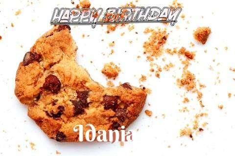 Idania Cakes