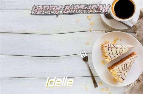 Idelle Cakes