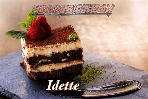 Idette Cakes