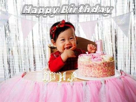 Happy Birthday Idha
