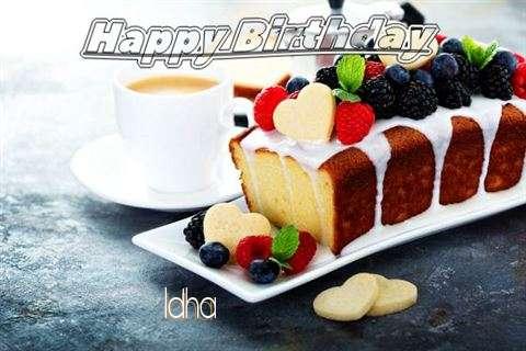 Happy Birthday to You Idha