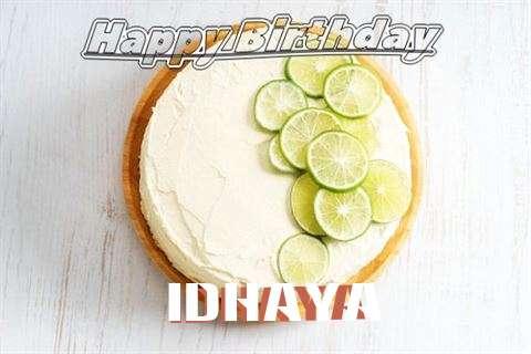Happy Birthday to You Idhaya