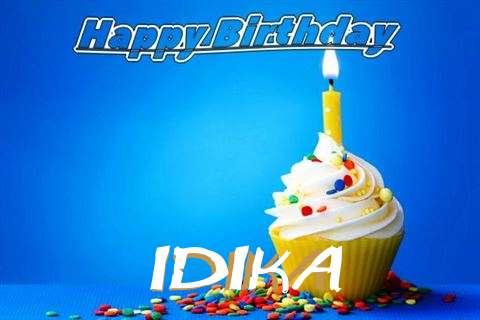 Birthday Images for Idika