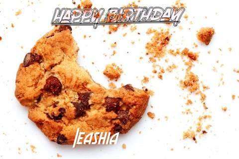 Ieashia Cakes
