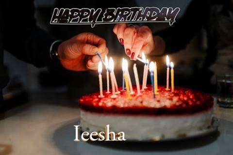 Ieesha Cakes