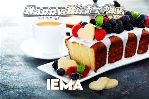 Happy Birthday to You Iema