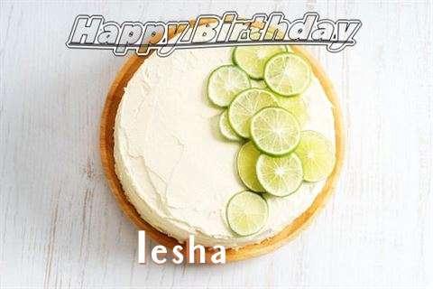 Happy Birthday to You Iesha