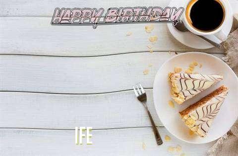 Ife Cakes
