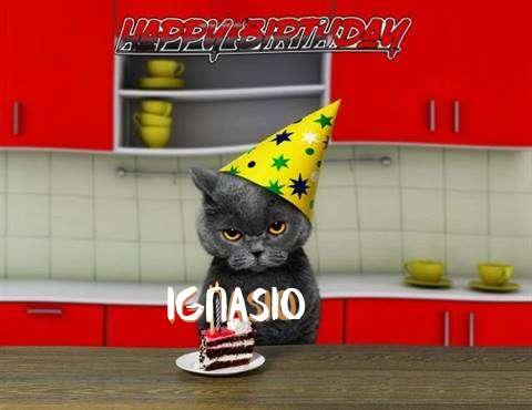 Happy Birthday Ignasio