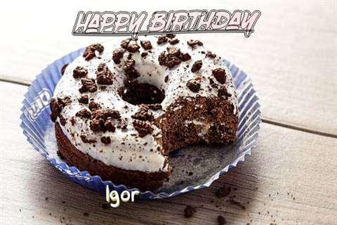 Happy Birthday Igor