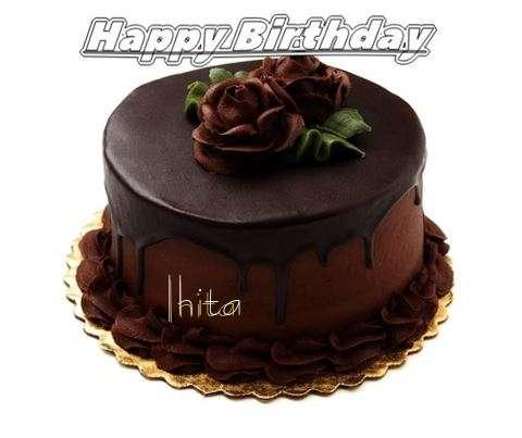 Birthday Images for Ihita
