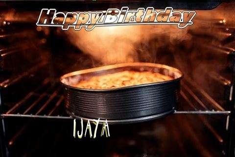 Happy Birthday Wishes for Ijaya
