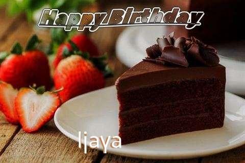 Happy Birthday to You Ijaya