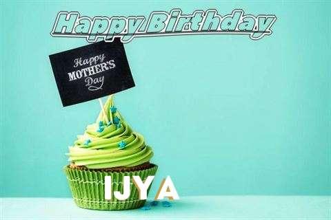 Birthday Images for Ijya