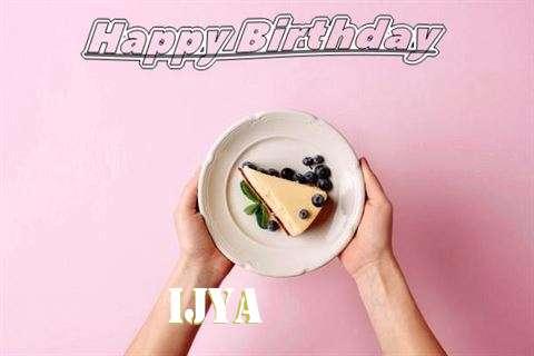 Ijya Birthday Celebration