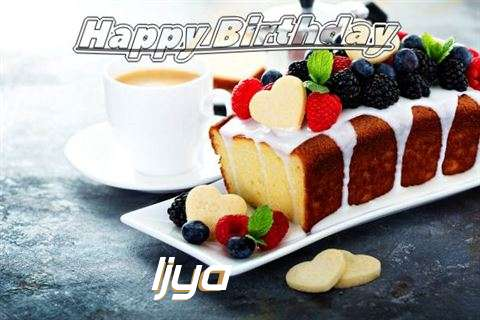 Happy Birthday to You Ijya