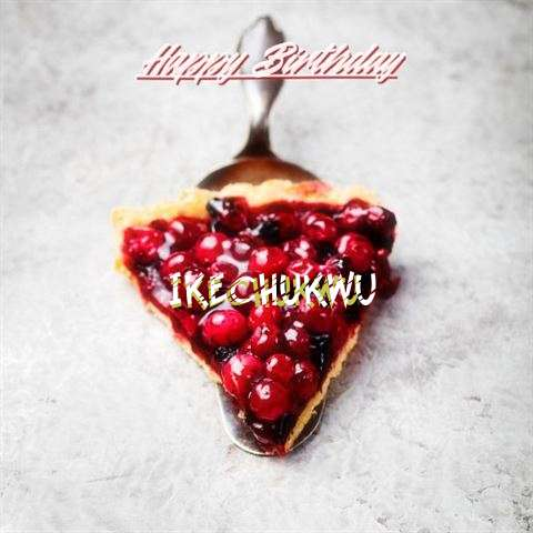 Happy Birthday to You Ikechukwu