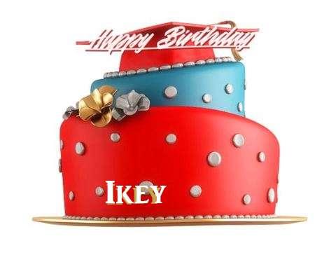 Happy Birthday to You Ikey