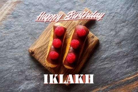 Iklakh Cakes