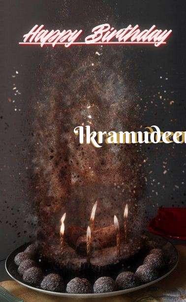 Happy Birthday Ikramudeen
