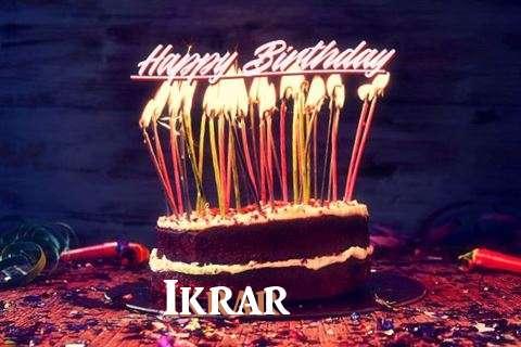 Ikrar Cakes