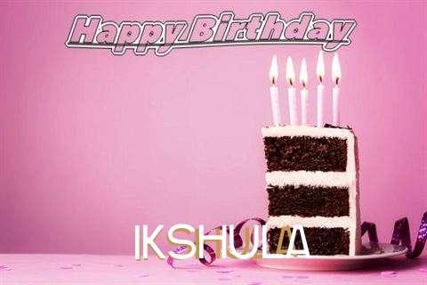 Ikshula Cakes