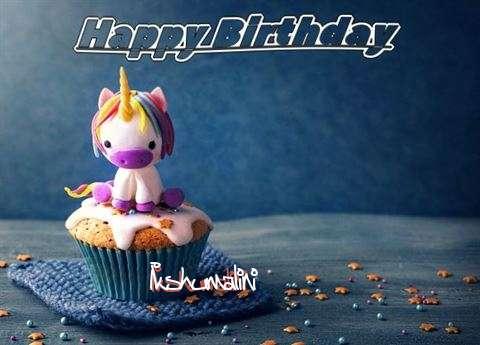 Happy Birthday Ikshumalini