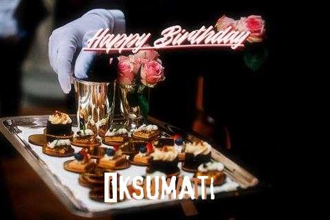 Happy Birthday Cake for Iksumati