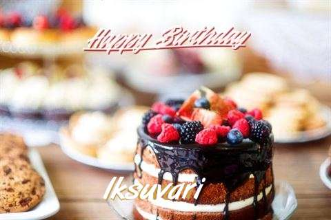 Birthday Wishes with Images of Iksuvari