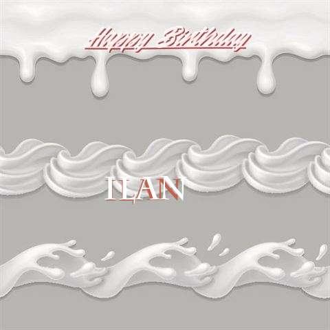 Happy Birthday to You Ilan