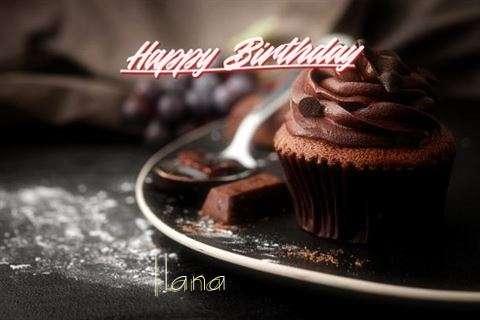 Happy Birthday Cake for Ilana
