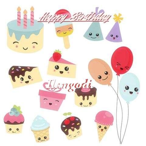 Happy Birthday Cake for Ilangodi