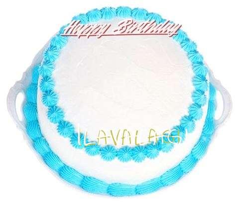 Happy Birthday Cake for Ilavalagi