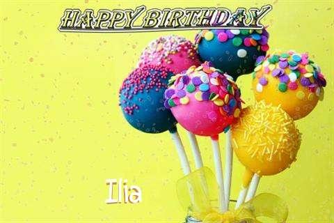 Ilia Cakes