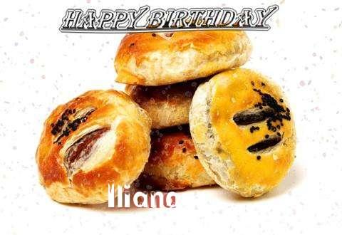 Happy Birthday to You Iliana
