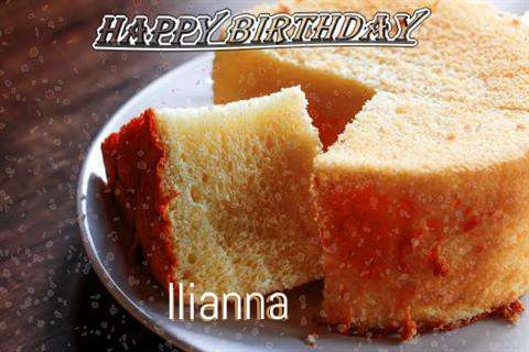 Ilianna Birthday Celebration