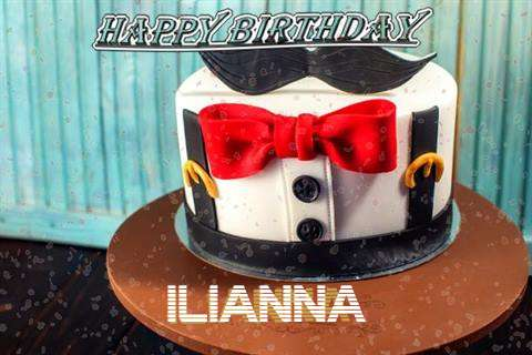 Happy Birthday Cake for Ilianna