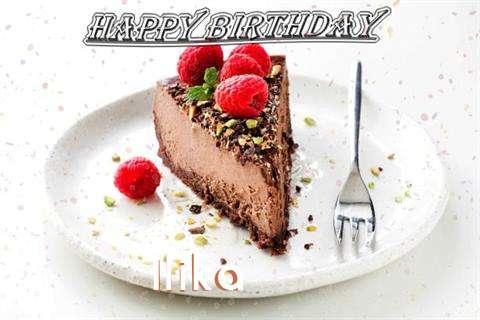 Birthday Wishes with Images of Ilika