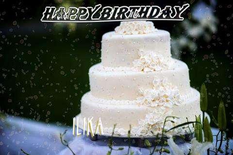Birthday Images for Ilika