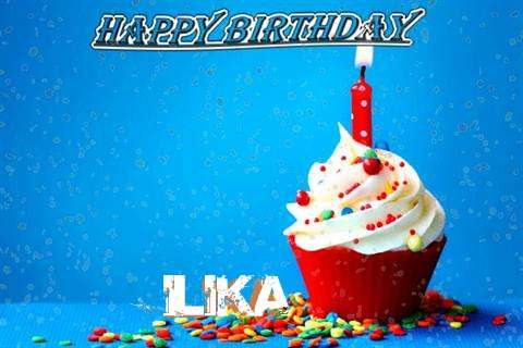 Happy Birthday Wishes for Ilika
