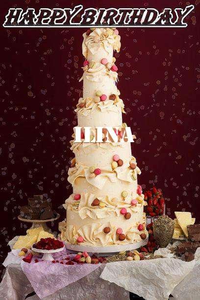 Happy Birthday Ilina