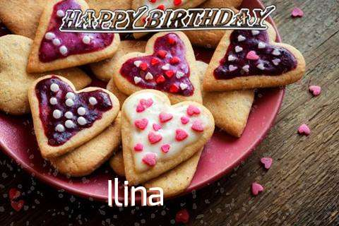 Ilina Birthday Celebration