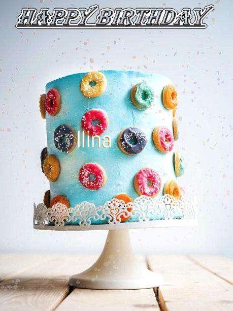 Ilina Cakes