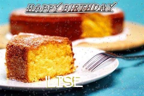 Happy Birthday Wishes for Ilise