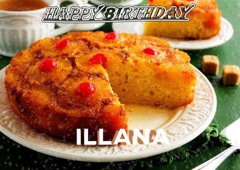 Birthday Images for Illana