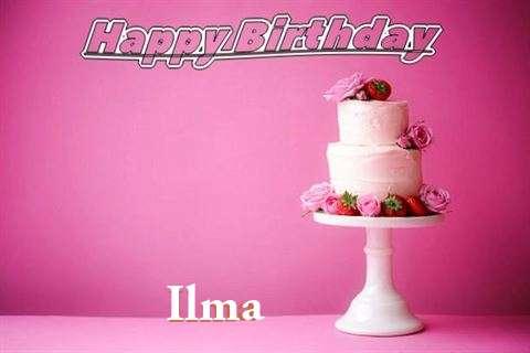 Happy Birthday Wishes for Ilma