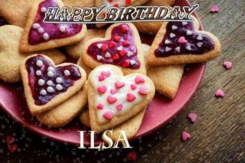 Ilsa Birthday Celebration